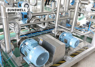 Water Flow Meter Technology  Carbonated Drink Filling Machine Accurate Matching