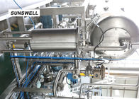 Efficient Energy Saving Carbonated Filling Machine Mounted With  Stainless Steel Control Cabinet