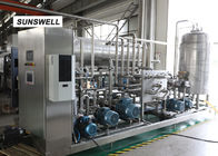 20C Carbonated Soda Filling Machine Used In The Blowing - Filling - Capping Combiblock