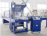 High Speed Full Automatic Heat Seal Shrink Wrapper Machine With Pallet Tray Pad