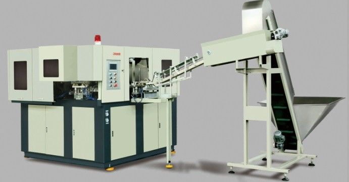 5L 10L Automatic Blow Molding Machine For Making Plastic Bottle , Stable Performance