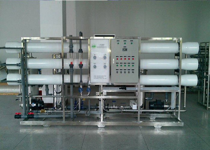 One Stage Ro Water Filter System Purifier Drinking Water Plant Easy Operation