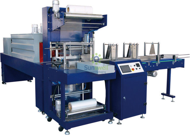PET Bottle Shrink Packaging Equipment